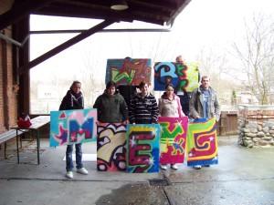 Grafittiprodukt