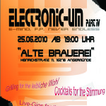 Flyer electronicUM